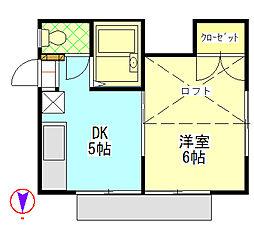 二宮駅 3.5万円