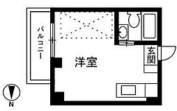 唐人町駅 2.3万円