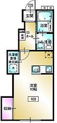 福田町駅 4.7万円