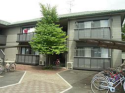 アトランティス醍醐[2階]の外観