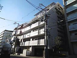 大阪府大阪市天王寺区烏ケ辻2丁目の賃貸マンションの外観