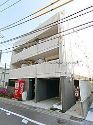 神奈川県藤沢市西富1丁目の賃貸マンションの外観