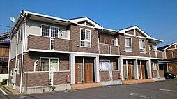 香川県坂出市加茂町甲の賃貸アパートの外観