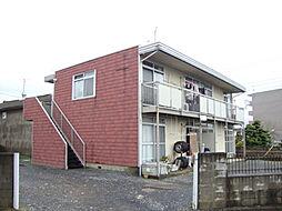 セントラルコーポ B棟[202号室号室]の外観