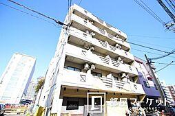 愛知県豊田市元城町1丁目の賃貸マンションの外観