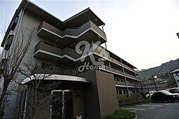 兵庫県神戸市須磨区車字大道の賃貸マンションの外観
