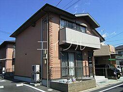 カイセイハイツC棟[2階]の外観