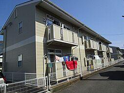 ニューシティ湘南B[202号室]の外観