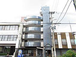 甚八ビル[5階]の外観
