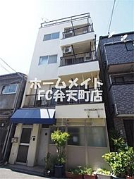 丸松マンション[4階]の外観