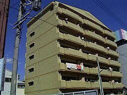 愛知県名古屋市中区金山5丁目の賃貸マンションの外観