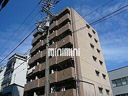 松原メイトマンション[7階]の外観