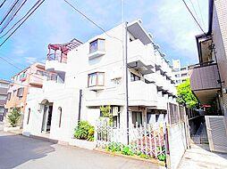 東京都小平市小川西町4の賃貸マンションの外観