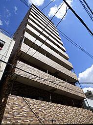 アスヴェル心斎橋東ステーションフロント[13階]の外観