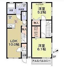京王線 東府中駅 徒歩7分の賃貸アパート