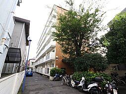 ジュネシオンSEVEN[3階]の外観