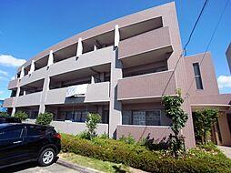 ファムール忍ケ丘[2階]の外観