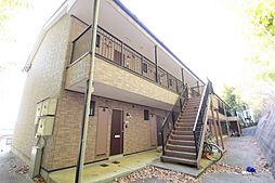 愛知県名古屋市緑区鳴海町字横吹の賃貸アパートの外観