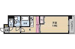 Kurise諏訪[4階]の間取り