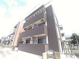 兵庫県神戸市東灘区御影本町8丁目の賃貸アパートの外観