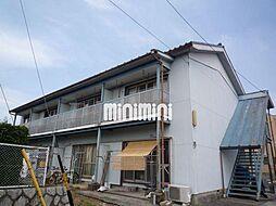 中芝荘[2階]の外観