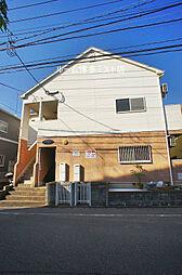 福岡県福岡市博多区春町2丁目の賃貸アパートの外観