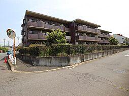 パルテール江戸川台[3階]の外観