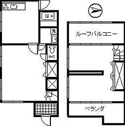[一戸建] 宮崎県延岡市桜園町 の賃貸【/】の間取り