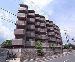 京都府長岡京市久貝1丁目の賃貸マンションの外観