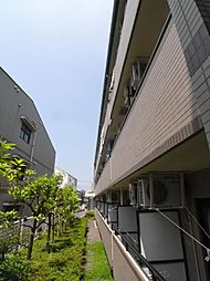 カレッジハイツASAKA[2階]の外観