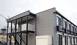 兵庫県姫路市飾磨区上野田3丁目の賃貸アパートの外観
