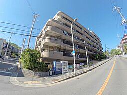山仁サツキハイツ2[1階]の外観