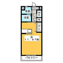 StarLight Maison[1階]の間取り