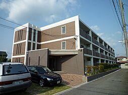 兵庫県尼崎市富松町3丁目の賃貸マンションの外観