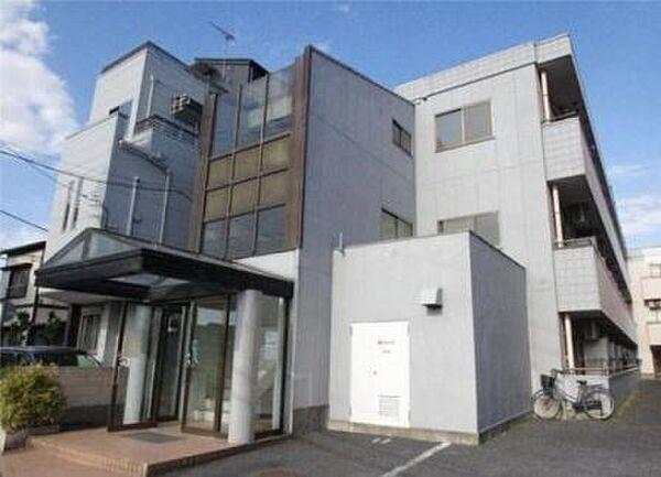 東京都江戸川区東葛西3丁目の賃貸マンションの外観