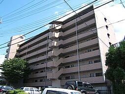 京都府宇治市木幡中村の賃貸マンションの外観