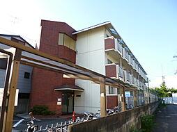 京都府京都市伏見区深草越後屋敷町の賃貸マンションの外観