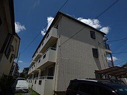 ビラ北浦和[1階]の外観
