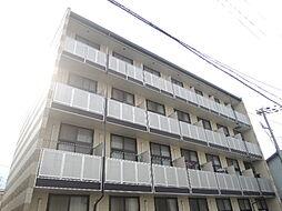 大阪府大阪市生野区勝山北5丁目の賃貸マンションの外観