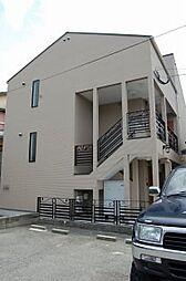 シャン・ド・フルール[2階]の外観