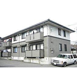 ハイカムール山本[2階]の外観