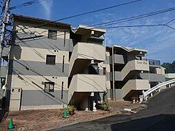 グリーンヒルズ須賀[3階]の外観