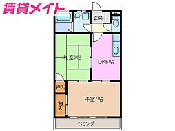 井田川駅 3.9万円