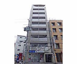 京都府京都市上京区元本満寺町の賃貸マンションの外観