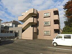 クレセントメゾンドール[2階]の外観