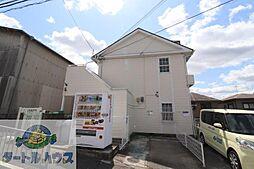 JR片町線(学研都市線) 忍ヶ丘駅 徒歩13分の賃貸アパート