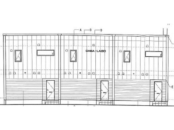 [テラスハウス] 北海道札幌市東区伏古十条1丁目 の賃貸【北海道 / 札幌市東区】