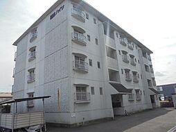 西部ハイツ[1階]の外観