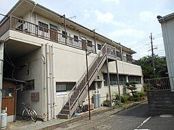 ハイツヤマアキ[202号室]の外観