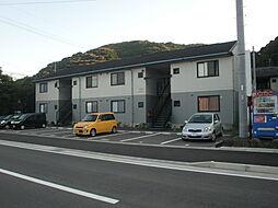 セジュールマツヤマ[201号室]の外観